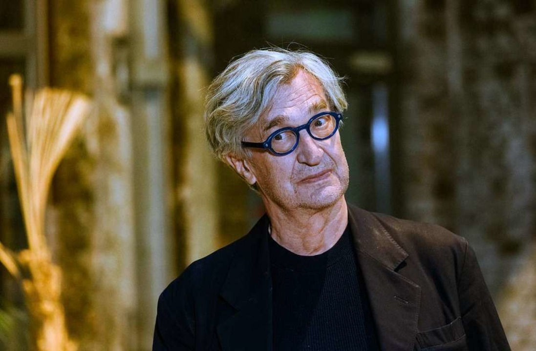 Der Regisseur Wim Wenders   | Foto: Markus Scholz (dpa)