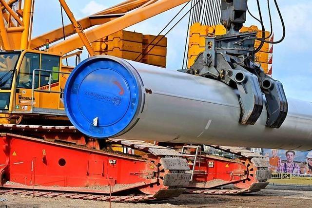 Nord Stream 2 ist außenpolitisch und energiepolitisch fragwürdig