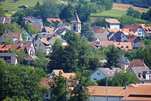 Der Kanderner Ortsteil Wollbach ist das Dorf der