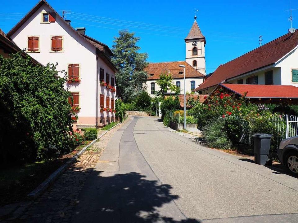 Wollbach wurde bereits 1556 protestantisch  | Foto: Herbert Frey