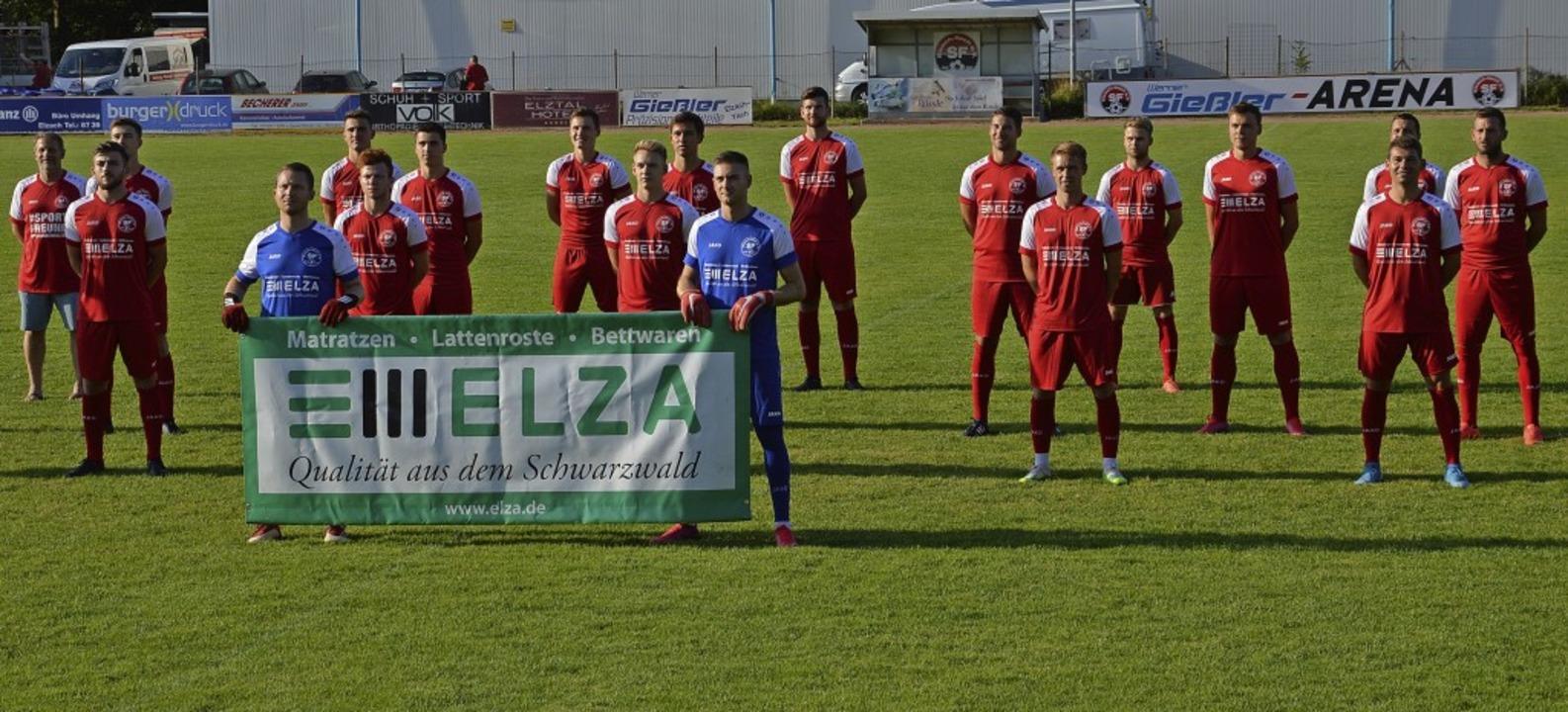 Zu neuen Taten bereit – die erst...auch in der Verbandsliga zu bestehen.   | Foto: Tobias Winterhalter
