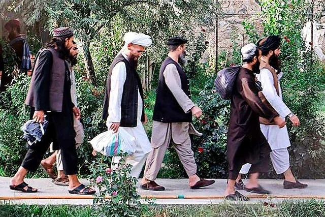 Kabul hat umstrittene Freilassung von Taliban-Kämpfern begonnen