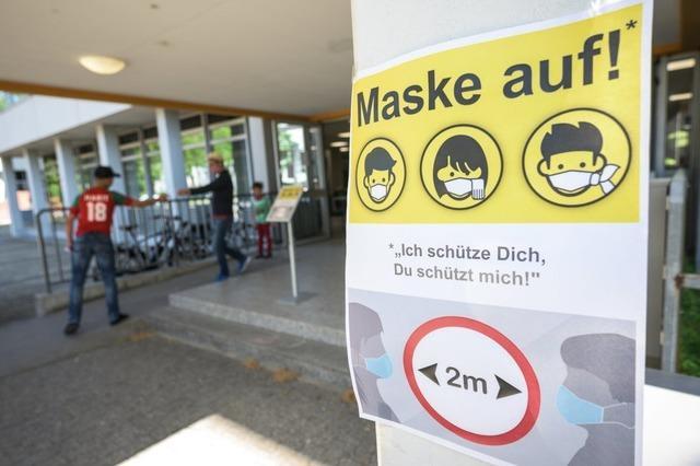 Newsblog: 1449 registrierte Corona-Neuinfektionen in Deutschland