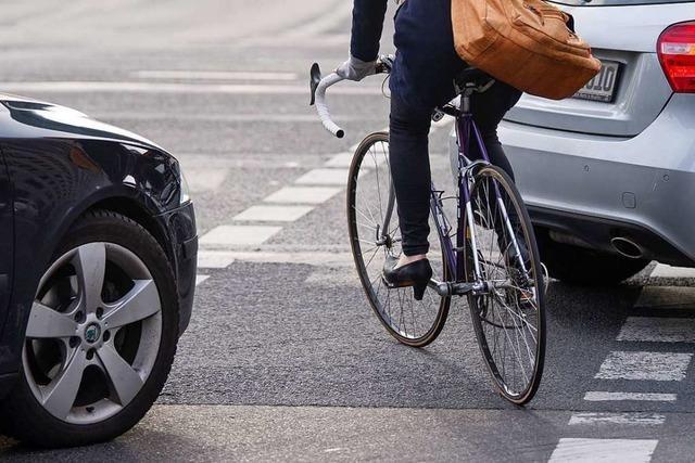 Radfahrer wird in Grißheim von einem Autofahrer geschlagen