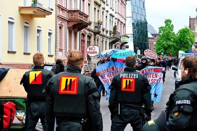Kein Widerstand gegen Polizisten in Freiburg: Video entlastet 60-Jährigen