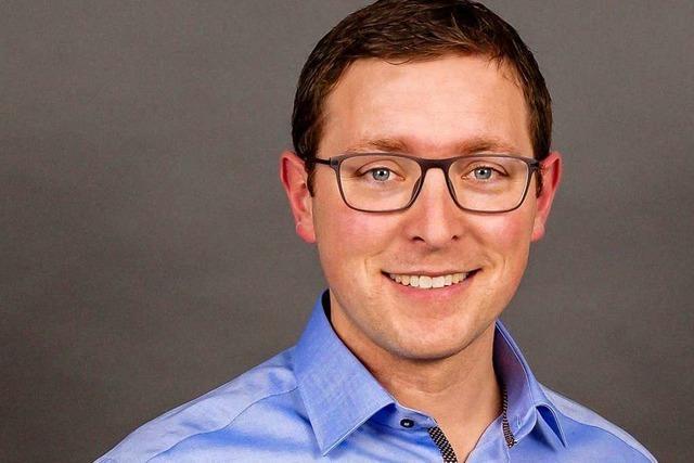 Jochen Verfondern wechselt vom Landratsamt zur Stadt Endingen