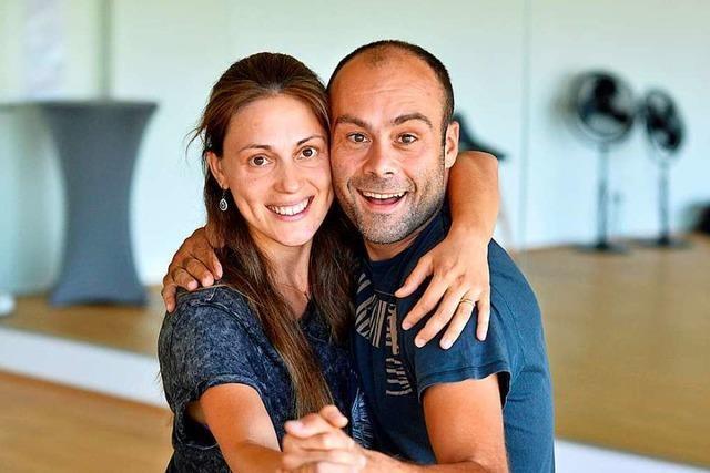 Tänzerin aus Freiburg-Waltershofen erfüllt sich Traum vom eigenen Studio