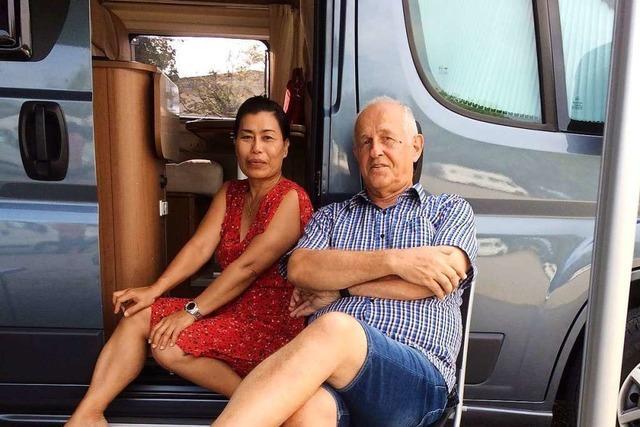 Camper reisen nach Bad Säckingen statt nach Gibraltar