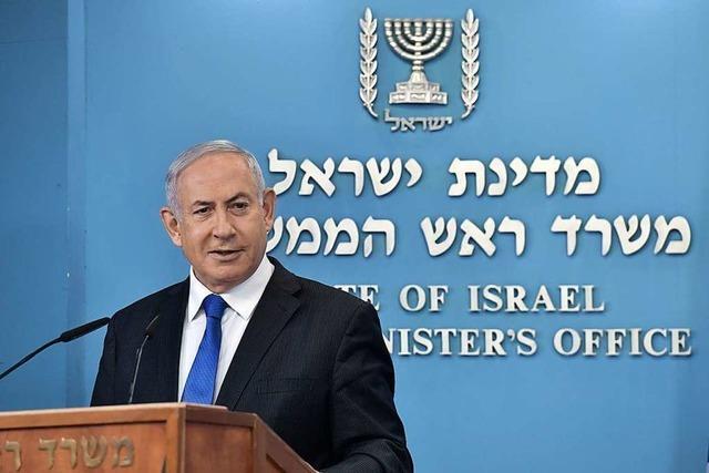 Der neue neue Nahost-Vertrag ist kein Pakt für den Frieden