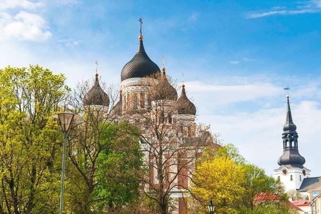Tallinn zeigt sich modern – und bewahrt das Alte