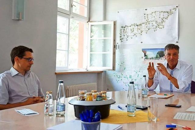 March und Umkirchs Bürgermeister setzen auf Kooperation