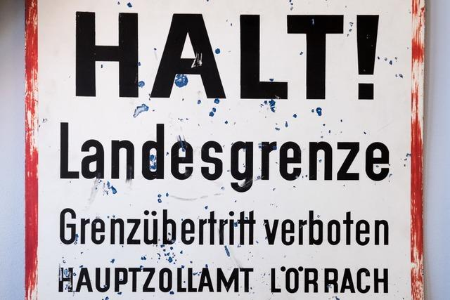 Lörracher Dreiländermuseum zeigt, wie Leben an der Grenze sein kann