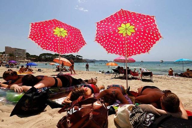Auf den Balearen verursacht die deutsche Reisewarnung Sorge