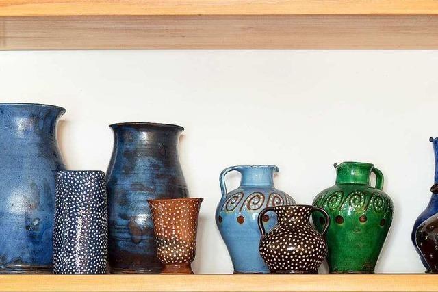 Das Keramikmuseum Staufen erzählt vom Töpferhandwerk