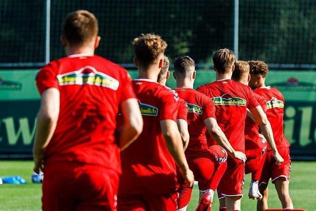 Freiburger Dreifachchance findet Weg nicht ins Tore - weiter 0:1