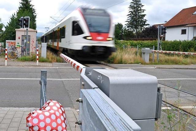 Längere Schließzeiten von Bahnschranken sorgen nicht automatisch für mehr Sicherheit