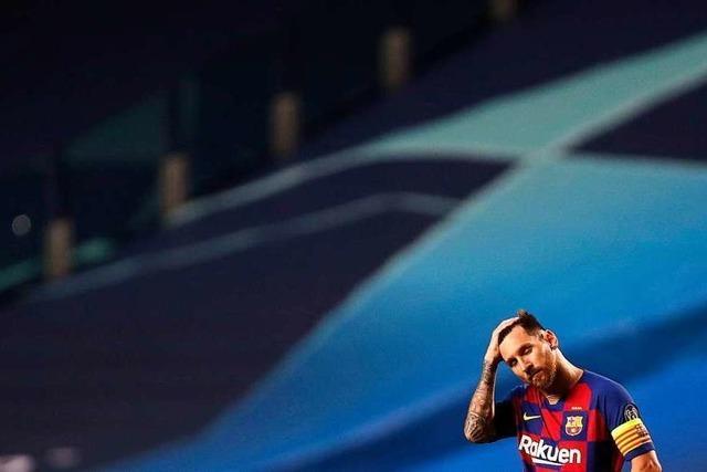 Fotos: Die Zerstörung des FC Barcelona