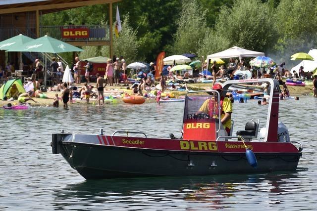 Führt der Ansturm auf Seen und Flüsse zu mehr Badeunfällen?