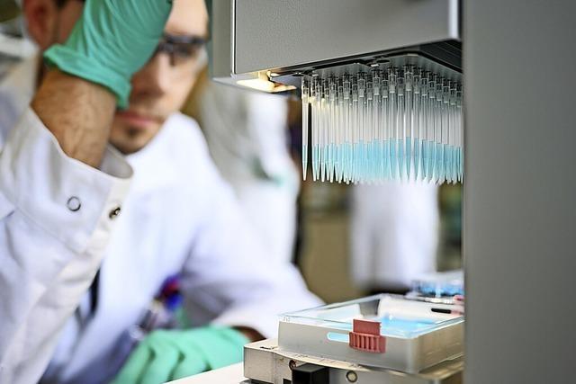 Messgeräte aus Maulburg helfen bei der Suche nach einem Corona-Impfstoff