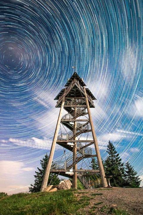 Schauinsland-Turm    Foto: Dominik Sackmann