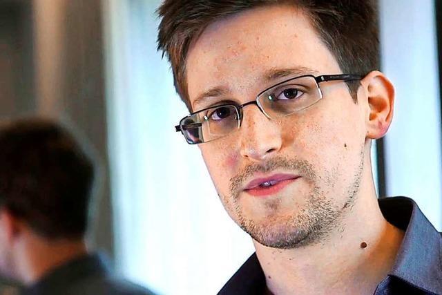 Trump will Begnadigung des Whistleblowers Snowden prüfen