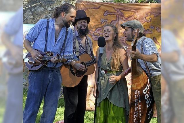 Country-Songs im heimischen Dialekt