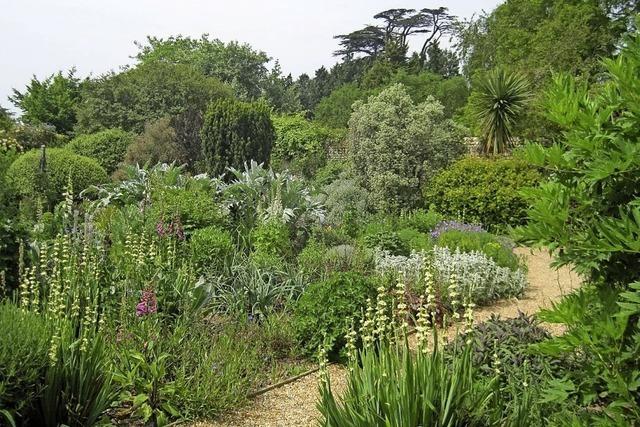 Bei Bognor Regis locken sechs historische Gärten
