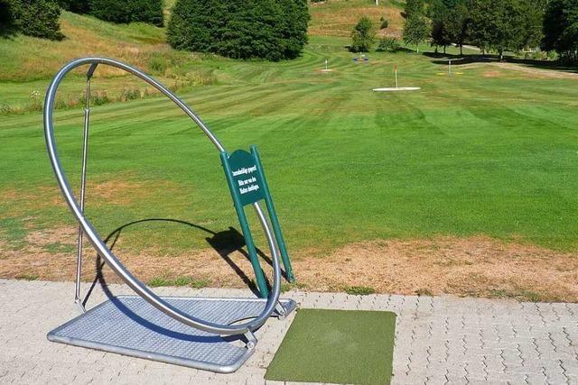 Der Vorsitzende des Golfclubs Schönau erhebt Vorwürfe gegen seinen Vorgänger