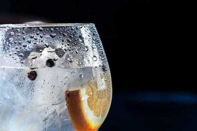 Warum ein Gin Tonic viel Eis braucht, um nicht zu verwässern