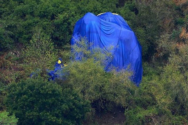 Heißluftballon mit sieben Menschen stürzt bei Koblenz ab