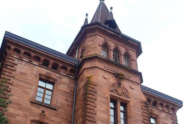 Das ehemalige Gefängnis in Schopfheim hat eine bewegte Geschichte