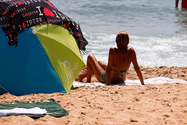 Kritik an Reisewarnung für Mallorca - Proteste auf der Insel
