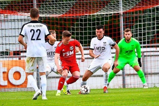 SF Elzach-Yach und FSV Stegen komplettieren Freiburger Quintett im Pokalachtelfinale