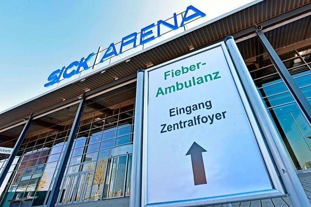 Freiburg sollte wieder ein Corona-Testzentrum einrichten