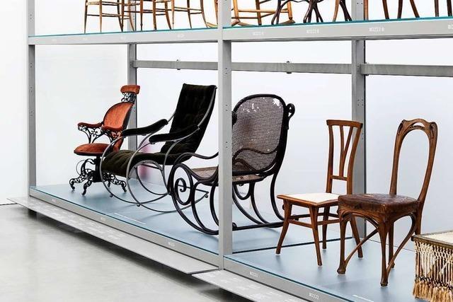 Vitra Design Museum: Zeitreise der Möbelgeschichte