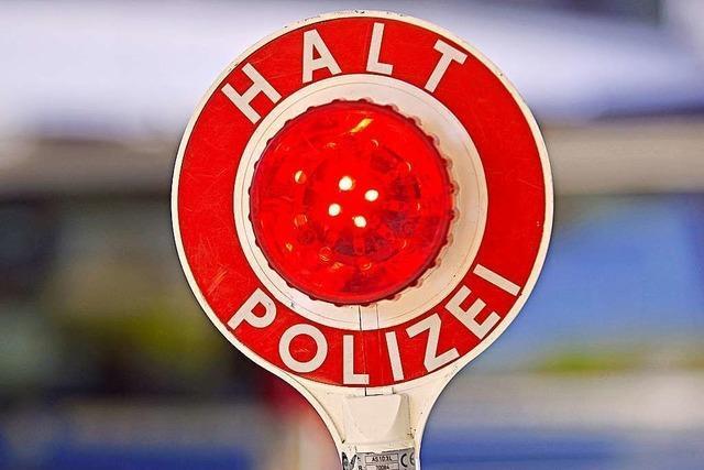 Lahrer Gericht verurteilt 26-Jährigen nach Angriff auf Polizisten