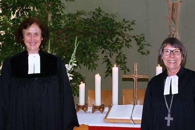 Pfarrerin Susanne Bömers verlässt Lörrach nach 16 Jahren