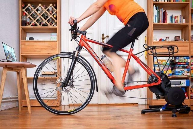 Das Workout im eigenen Wohnzimmer boomt
