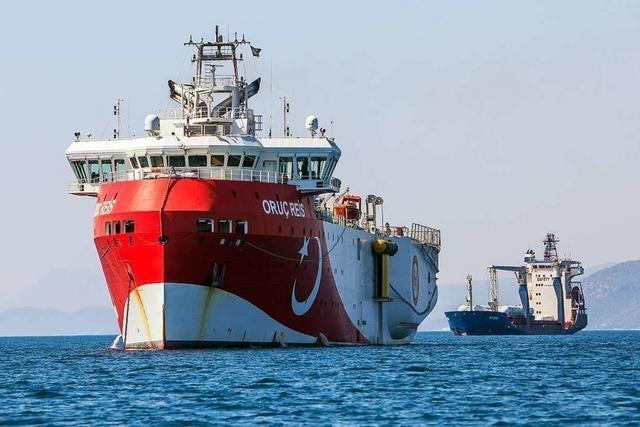Die europäischen Partner sollten Griechenland im östlichen Mittelmeer beistehen