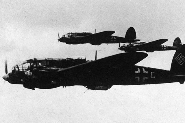 Von Maulburg aus lenkten die Nazis Jagdbomber ins Feindesland