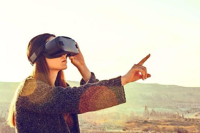 So kann man mit der VR-Brille auf Reisen gehen