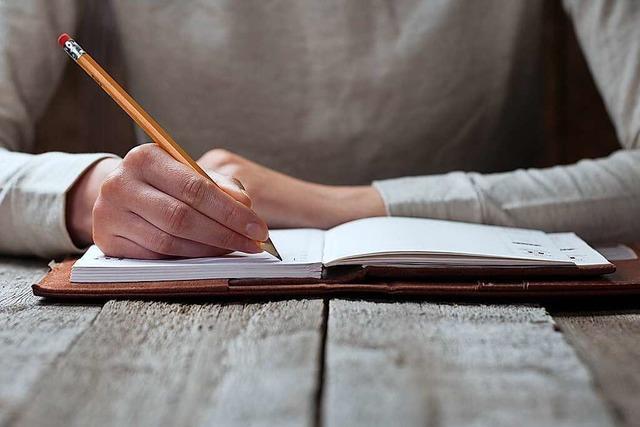 Für verliebte Menschen wird ein Tagebuch zum treuen Gefährten