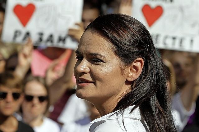 Das weibliche Gesicht der Revolution