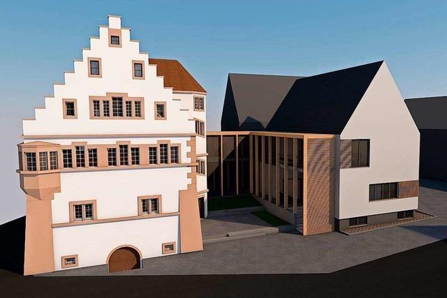 Kritiker streben Bürgerentscheid gegen Pläne für Stube in Pfaffenweiler an