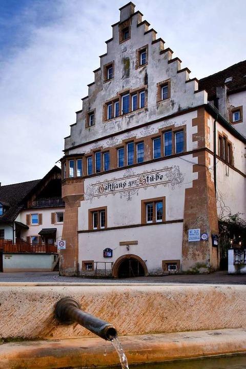 Die Stube in Pfaffenweiler muss dringend saniert werden.  | Foto: Siegfried Gollrad