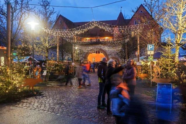 Gewerbeverein Kirchzarten sagt das Weihnachtserlebnis ab