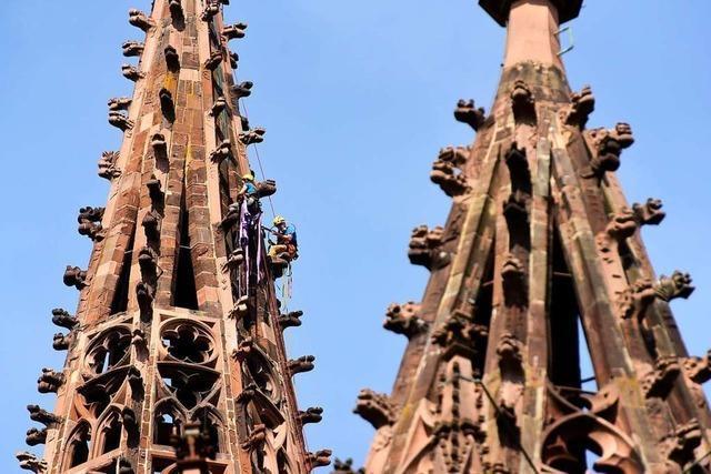 Freiburg bekommt für seine Denkmale 3,7 Millionen Euro vom Land