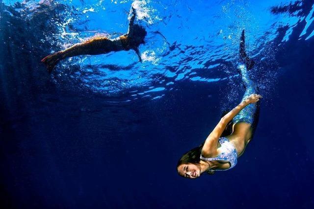 Was sind Meerjungfrauen?