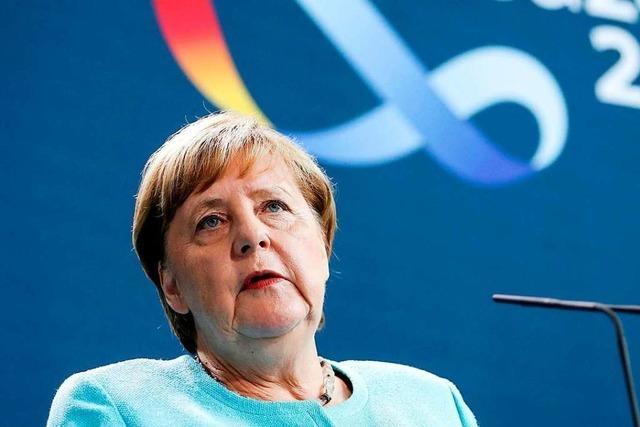 Merkel: EU-Staaten erkennen Wahlergebnis in Belarus nicht an