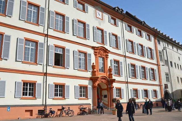 Das Hotel Schloss Beuggen hat Insolvenz angemeldet